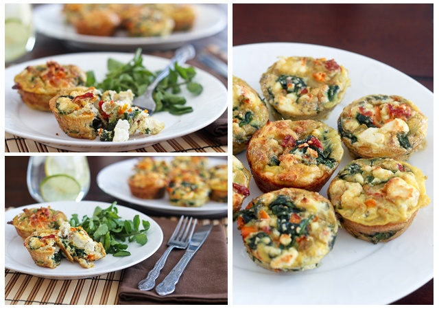 Spinach-and-Feta-Frittata